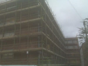 Scaffolding Large Contract
