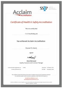 Gold Status Constructionline Certificate-1