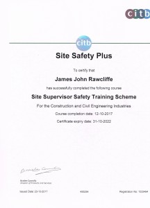 Jay Rawcliffe - SSSTS