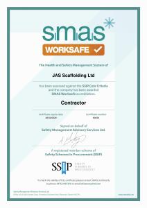 SMAS Certificate 2019-2020-1